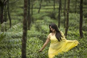 Actress Nikki Galrani in Team 5 Movie Stills