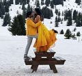 Sai Dharam Tej, Anupama Parameswaran in Tej I Love U Movie Images