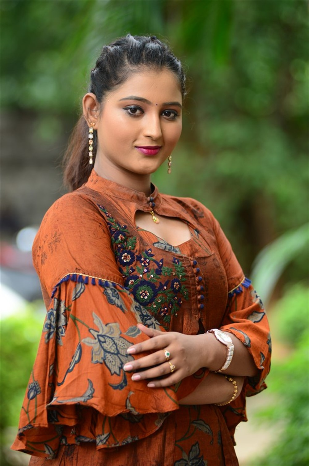 Beach Road Chetan Actress Teja Reddy New Stills