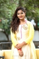 Telugu Actress Teja Reddy Cute Photos in Yellow Dress