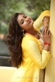 Telugu Actress Teja Reddy in Yellow Dress Photos