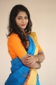 Actress Teja Reddy Saree Stills @ Mela Movie Location