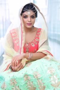 Actress Tejashree New Photoshoot Images