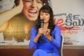 Actress Tejaswi Interview Photos about Ice Cream Movie