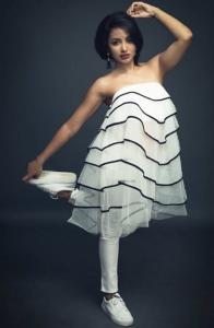 Telugu Actress Tejaswi Madivada Latest Hot Photoshoot Pics