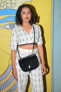 Actress Tejaswi Madivada New Photos @ Evaru Movie Premiere Show