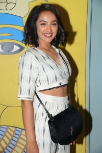 Actress Tejaswi Madivada Photos @ Evaru Premiere Show