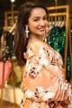 Actress Tejaswi Madivada Latest Photos @ Shachi Luxury Store Opening