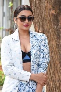 Actress Tejaswi Madiwada New Stills @ Commitment Movie Teaser Launch