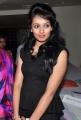 Actress Tejaswi in Black Dress at Trendz Exhibition, Hyderabad