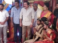 Boyapati Srinu Brother Daughter Tejaswini Midhun Sarath Wedding Reception Stills