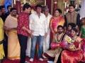 Nandamuri Balakrishna @ Boyapati Srinu Brother Daughter Tejaswini Midhun Sarath Wedding Reception Stills
