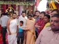Ram Charan @ Boyapati Srinu Brother Daughter Tejaswini Midhun Sarath Wedding Reception Stills