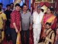 DVV Danayya @ Boyapati Srinu Brother Daughter Tejaswini Midhun Sarath Wedding Reception Stills