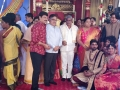 Allu Aravind @ Boyapati Srinu Brother Daughter Tejaswini Midhun Sarath Wedding Reception Stills