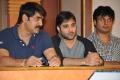 Srikanth, Tarun @ Telangana Cinema Cricket Press Meet Stills