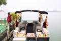 Telangana Tourism Catamaran Luxury Yacht Launch by Sania Mirza