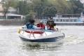 Telangana Tourism Catamaran Luxury Yacht Launch at Lumbini Park, Hyderabad