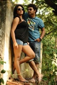 Tashu Kaushik, Tanish in Telugabbai Movie Latest Stills