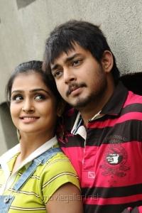 Tanish, Ramya Nambeesan in Telugabbai Movie Latest Stills