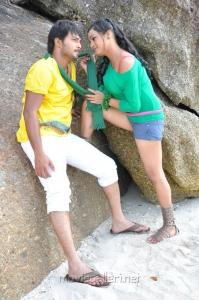 Tanish, Tashu Kaushik in Telugabbai Movie Latest Stills