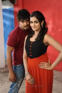 Tanish, Ramya Nambeesan in Telugabbai Movie Stills