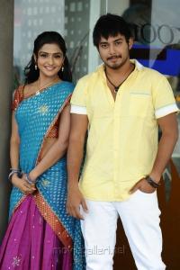 Ramya Nambeesan, Tanish in Telugabbai Movie Photos