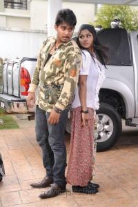 Tanish, Ramya Nambeesan in Telugabbai Movie Photos