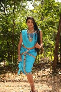 Actress Tashu Kaushik in Telugabbai Movie Stills