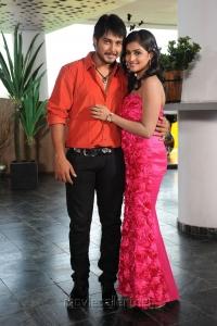 Tanish, Remya Nambeesan in Telugabbai Movie Stills