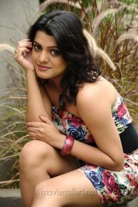 Actress Tashu Kaushik in Telugu Abbai Movie Stills