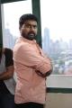 Director OS Avinash at Telugu Abbai Movie Working Stills