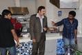 Nagendra Babu at Telugu Abbai Movie Working Stills