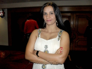 Actress Apoorva New Year Party Hot Stills