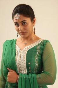 Lakshmi Menon in Green Churidar Pictures