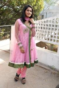Telugu Actress Swasika Cute Stills