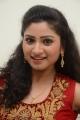 Telugu Actress Vishnu Priya Stills in Red Dress