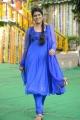Telugu Character Artist Bhavana Photos in Blue Salwar Kameez