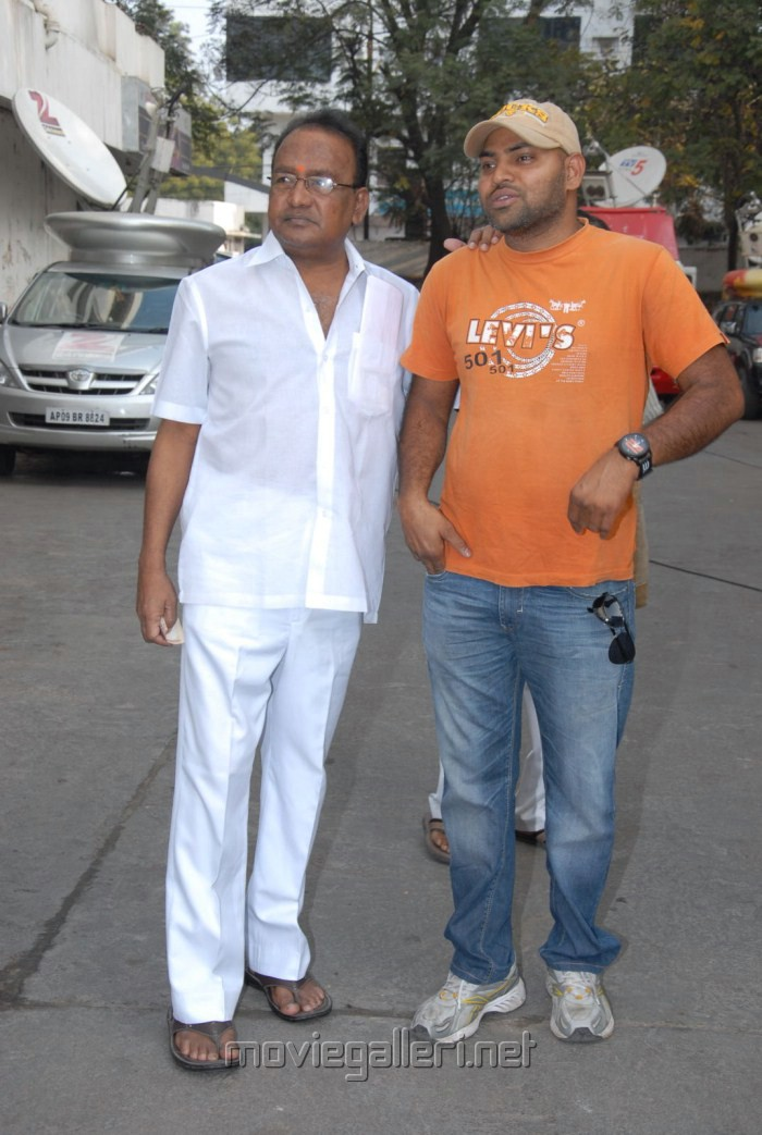 Sagar at Telugu Film Industry Protest Against Sevice Tax Stills