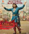 Syeraa Movie Dussehra Wishes Poster
