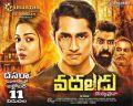 Vadaladu Movie Dussehra Wishes Poster