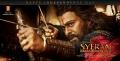 Chiranjeevi Sye Raa Narasimha Reddy Movie Independence Day Wishes Poster