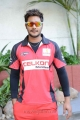 Prince at Telugu Warriors Taj Deccan to LB Stadium Photos