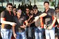 CCL 2013 Telugu Warriors Team Arrival at Pune Airport Photos