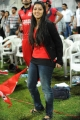 Actress Charmi @ CCL 2012 Match Pictures