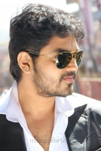 Actor Sakthi Vasu in Telugulo Naaku Nachani Padam Prema Movie Stills