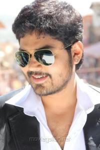 Actor Sakthi Vasu in Telugu Lo Naku Nachani Padam Prema Movie Stills
