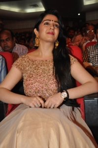 Actress Charmi @ Temper Movie Audio Launch Function Stills