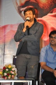 Puri Jagannadh @ Temper Movie Success Meet Stills