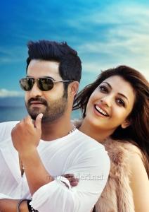 NTR, Kajal Agarwal in Temper Telugu Movie Stills